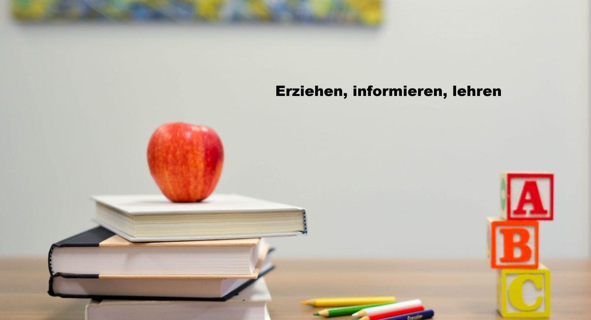 German educating